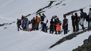 ТГУ и Горная школа Парижа займутся изучением колебания ледников